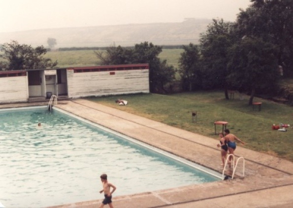 papplewick lido in nottingham sadly now no longer in. Black Bedroom Furniture Sets. Home Design Ideas
