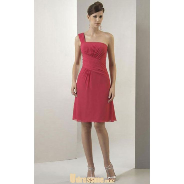 A-line Chiffon Bridesmaid Dresses Nz