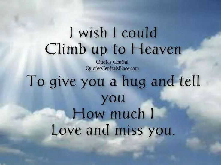 In Heaven Quotes Miss You: 128 Best In Memory Of Mom Images On Pinterest