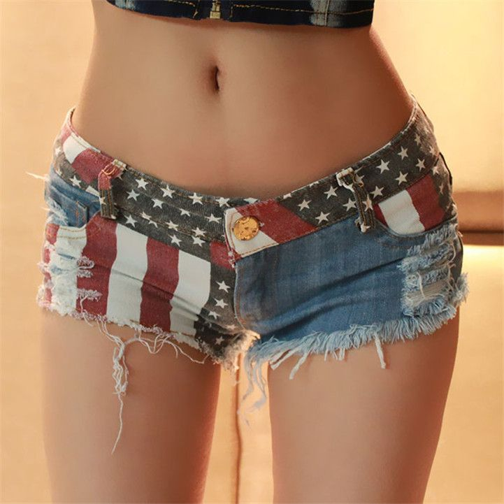 Brand New Hot Sexy USA Shorts Super Hot, All Sizes | DirtySouthVintage.Com
