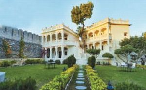 In Feudal Luxury - The New Indian Express