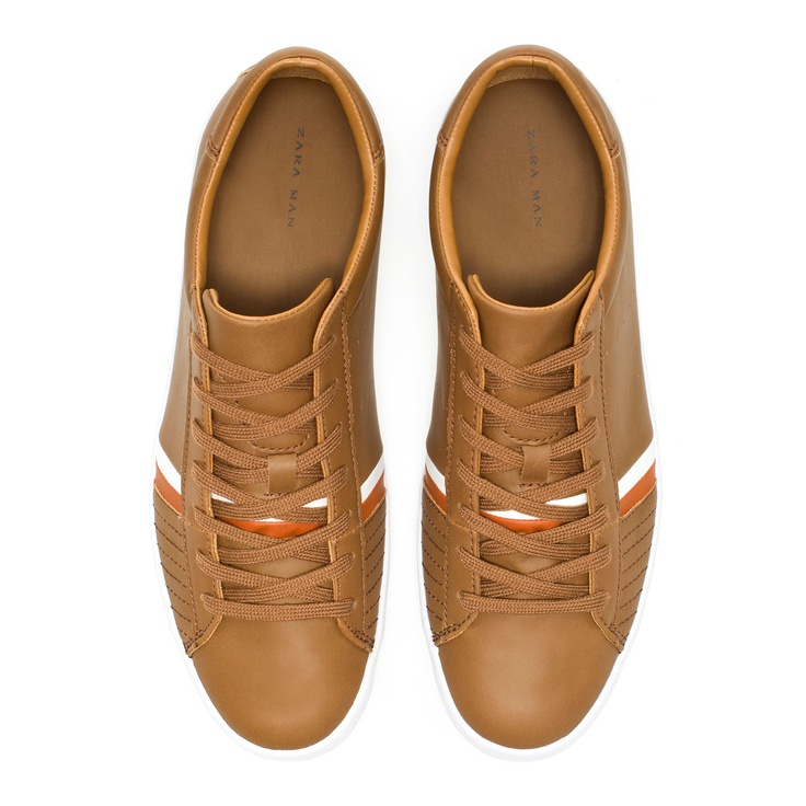 CLASSIC PLIMSOLL - Shoes - Man - ZARA