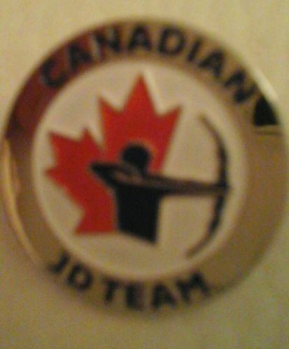 #Archery #badge - #canadian 3d field team,  View more on the LINK: 	http://www.zeppy.io/product/gb/2/231905444979/