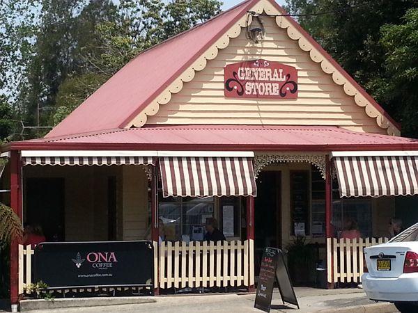 The Gundary Store Campbell Street, Moruya