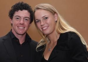 Rory McIlroy, Caroline Wozniacki ring in New Year by getting engaged