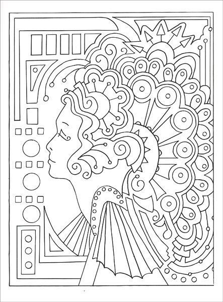 Cole Coloring Pictures : The 25 best coloriage fille ideas on pinterest dessin colombe