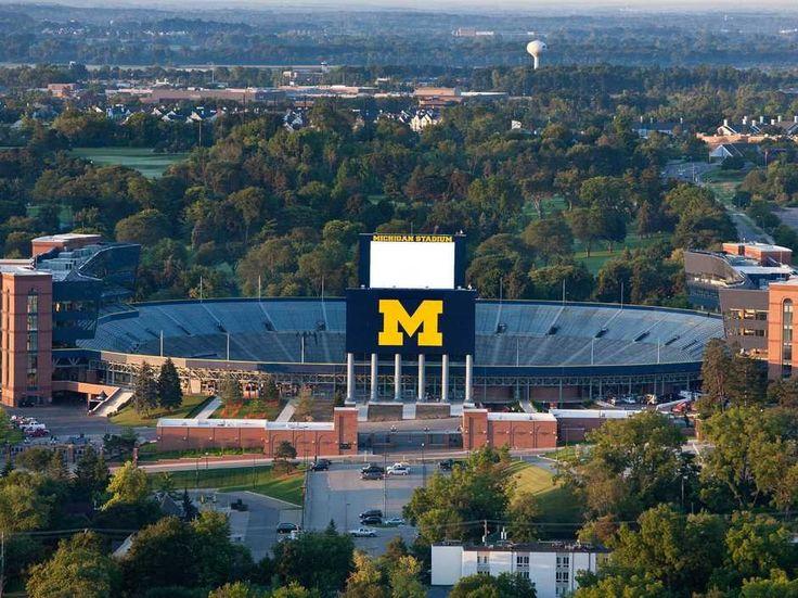 No. 3 — University of Michigan, Ann Arbor