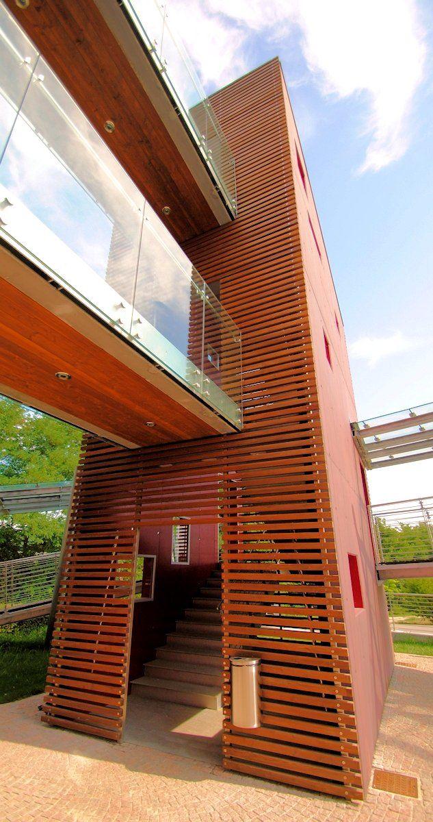 Oltre 25 fantastiche idee su scale esterne su pinterest scale della terrazza paesaggio - Scale esterne per villette ...