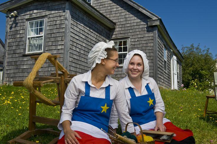 Acadian House Museum / L'Acadie de Chezzetcook