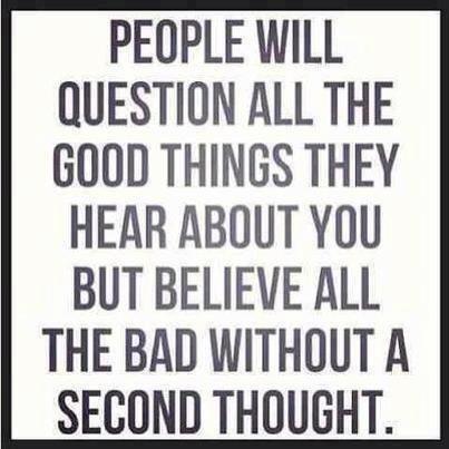Unfortunately true....