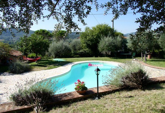 NIEUW! Villa Casalini: een prachtige vrijstaande villa in Umbrië met zwembad, 4 slaapkamers en 3 badkamers.