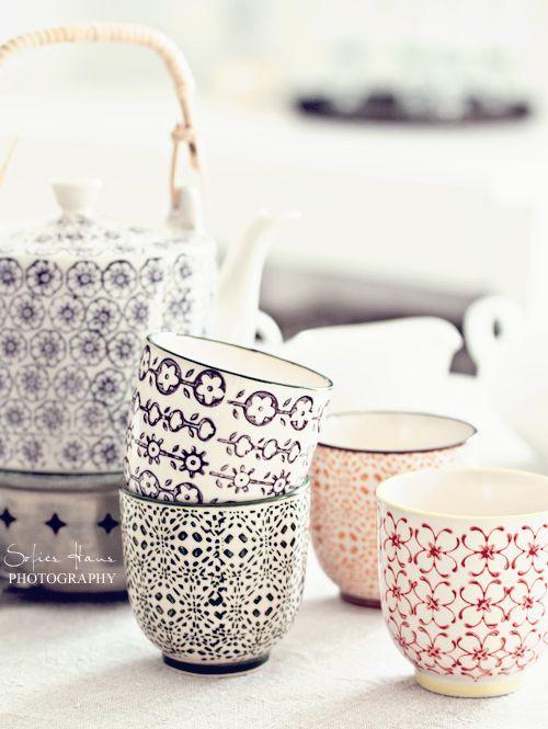 Plutôt service à thé ou café | Freed'Home Deco