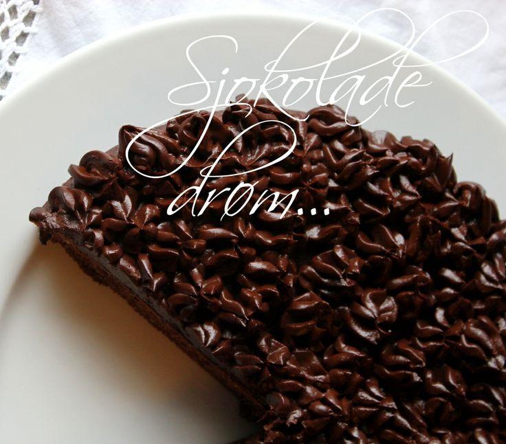 Sjokoladedrøm...