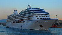 Το Nautica αποπλέει από τον Πειραιά. 28/08/2014.