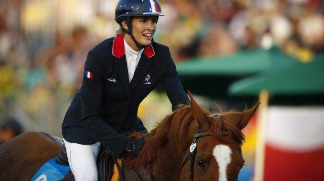 """La Stéphanoise a remporté la médaille d'or du pentathlon moderne ce vendredi. Même si elle visait l'or, elle assure avoir """"tout donné et vécu pleinement"""" ses jeux Olympiques. Interview."""