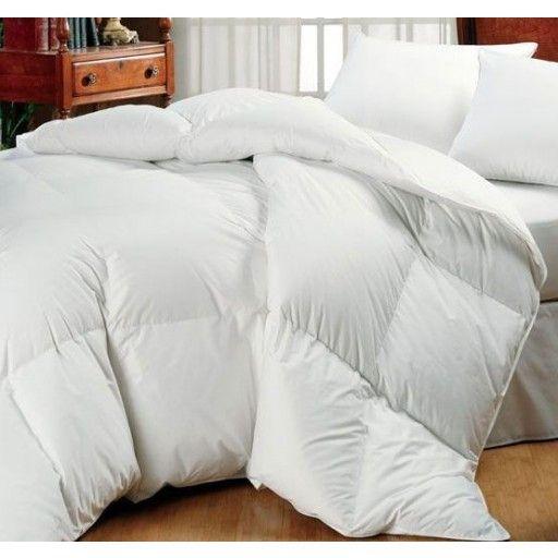 Super Oversized- Down Alternative Comforter in Queen Size