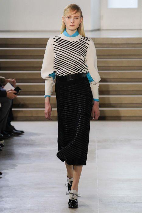 Pokaz Jil Sander FW 2015/16 na Milan Fashion Week