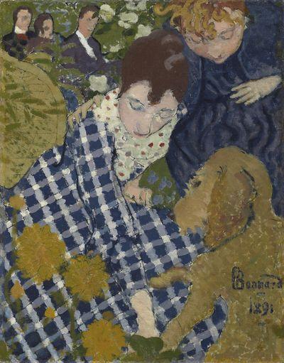 Pierre Bonnard (Fontenay-aux-Roses, 1867 - Le Cannet, 1947) est un peintre, graveur, illustrateur et sculpteur français. Il adhère au grou...