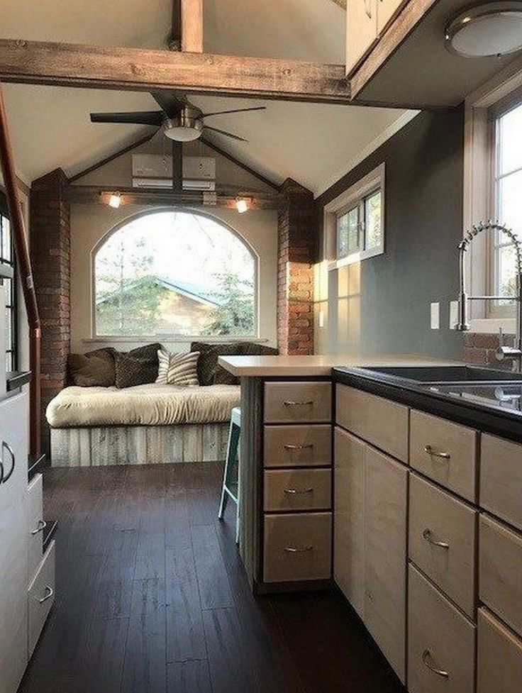 20 Luxury Interior Tiny House Ideas Shed Interiordesign