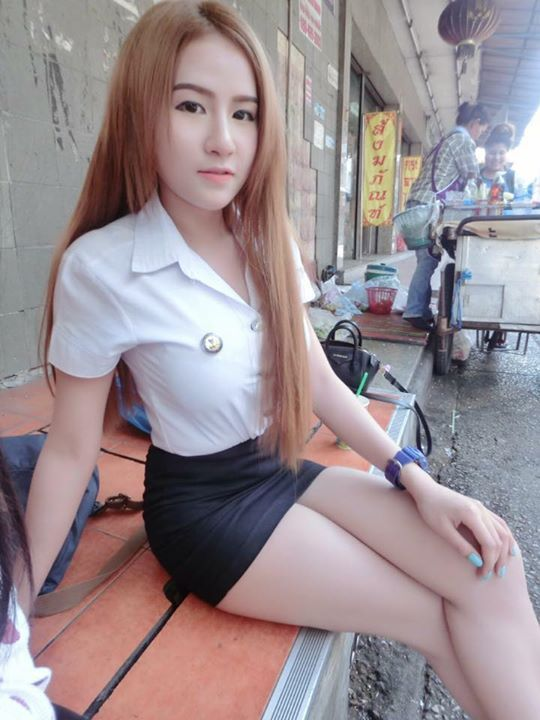Beautiful thai girl sideline - 2 part 6