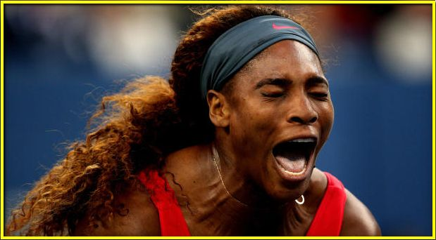 #serena Williams wins #usopen2013 despite the windy conditions. Go here to find out more about how she did it http://www.badassbutton.com/fec6802f7bba41bc860c8787f22f23f7?id=sodacan85  Click re-pin, like, and comment on photo