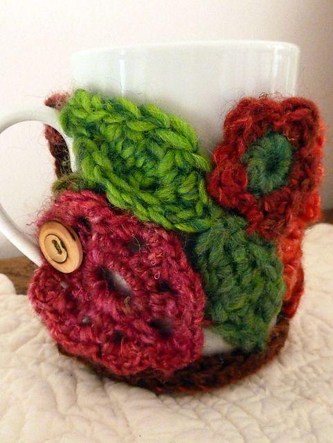Ravelry: Momglouglou's Mug cosy