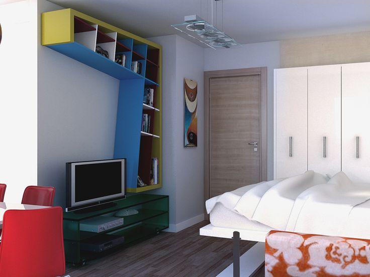 45 sqm apartment 2