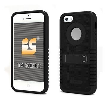 Beyond Cell Tri Shield hybrid cover til iPhone 5S