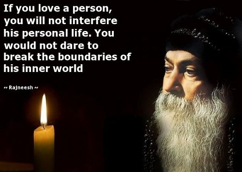 52 Best Osho Quotes On Love, Life And Fear With Images