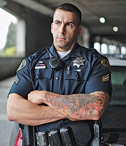 Dallas police officer