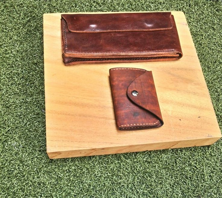 Long wallet and key holder - by MyHand