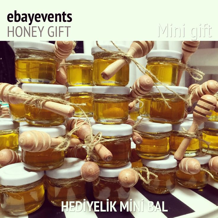 Wedding honey gift