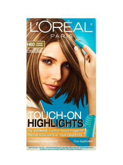 20 best hair dye images on pinterest hair dye beauty products allures 2013 best home color highlighting kit loreal paris touch pmusecretfo Images