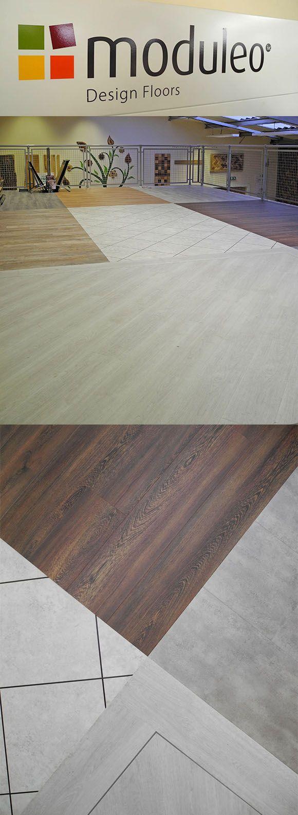 Moduleo luxury vinyl tile