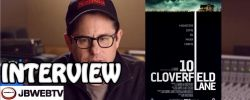 We had the great pleasure to talked with the cast (Goodman, Winstead) and producer (JJ Abrams) of the movie 10 Cloverfield Lane. A woman (Mary Elizabeth Winstead) discovers the horrifying truth about