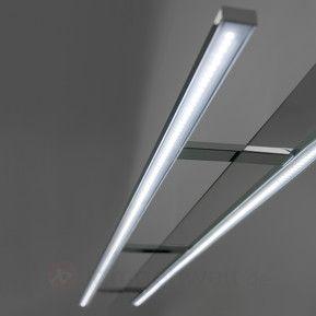 Inspirational  cm breite LED Spiegellampe Esther