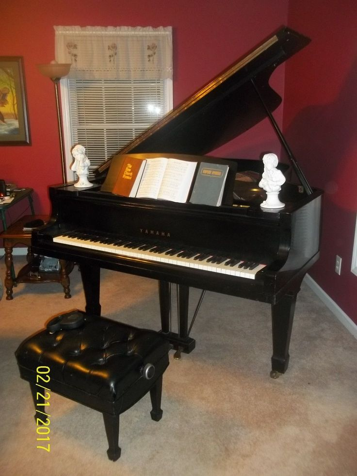 Yamaha Grand Piano  G7 Nippon Gakki #510962