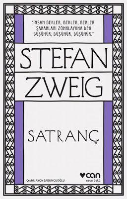 FATOŞ ELMASLI: Stefan Zweig - Satranç
