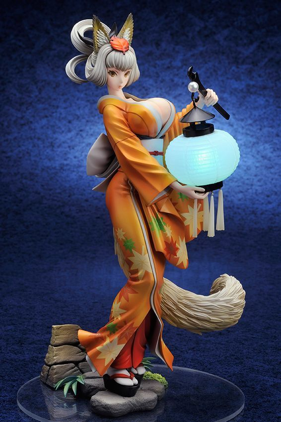 Oboro Muramasa The Demon Blade: Kongiku (Light Up) (Re-run) 1/8 [Figure] by Alter