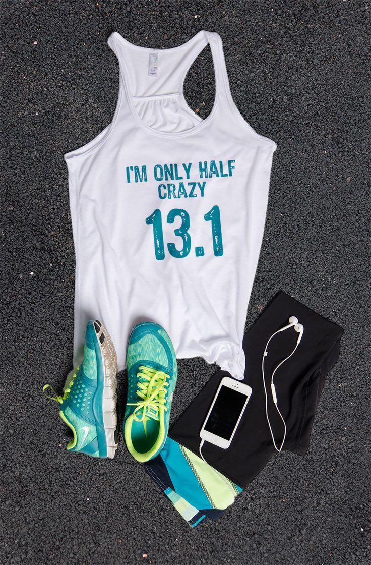 Create running shirts for your workouts at Uberprints.com.  #uberprints