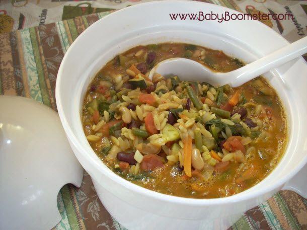 Sardinian Style Minestrone Soup (TNT) 2497f7229dc3500ac4d6b2b9a3f6a779