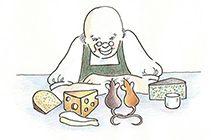 Посолка сыра