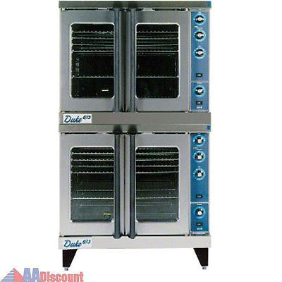 NEW DUKE ELECTRIC DOUBLE DECK CONVECTION OVEN E102-E for USD4995.00 #Business #Industrial #Restaurant #CONVECTION  Like the NEW DUKE ELECTRIC DOUBLE DECK CONVECTION OVEN E102-E? Get it at USD4995.00!
