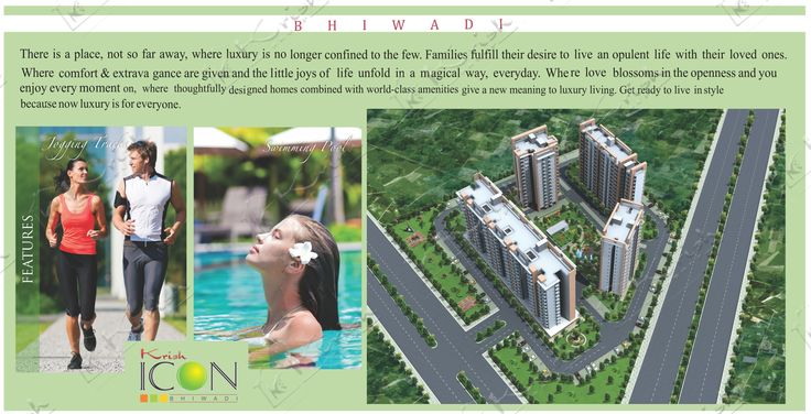 Krish Icon environment is free from whispering & the monotonous days. Krish Icon break orthodox rules and define a new definition of the Luxury for property of Bhiwadi.3BHK Apartment in Bhiwadi  with 1210 Sq feet (112.41 Sq Meter) 33.95 Lacs. Krish group format of building is very similar to the world's best builders Construction.If you want to Invest then turncoat your mind. Krish Icon 2bhk apartments ready for sell.Families fulfill their needs to live a wealthy life with their loved ones