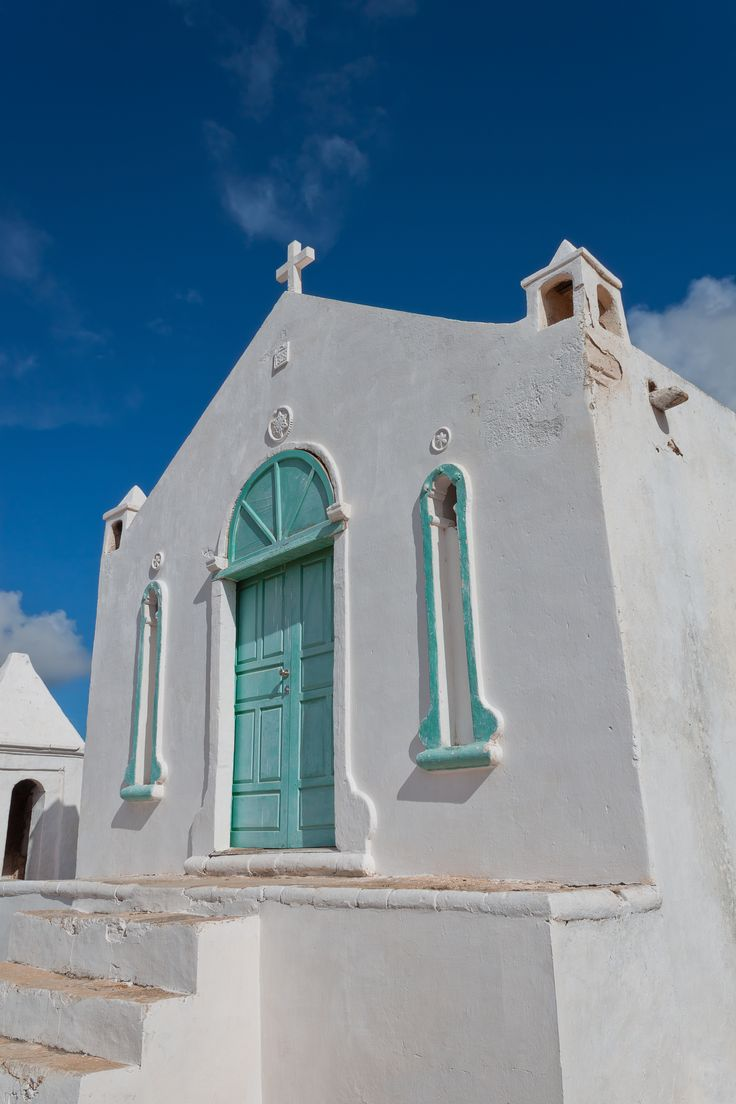 Chapel of Saint Anthony, Boa Vista, Cape Verde, Africa