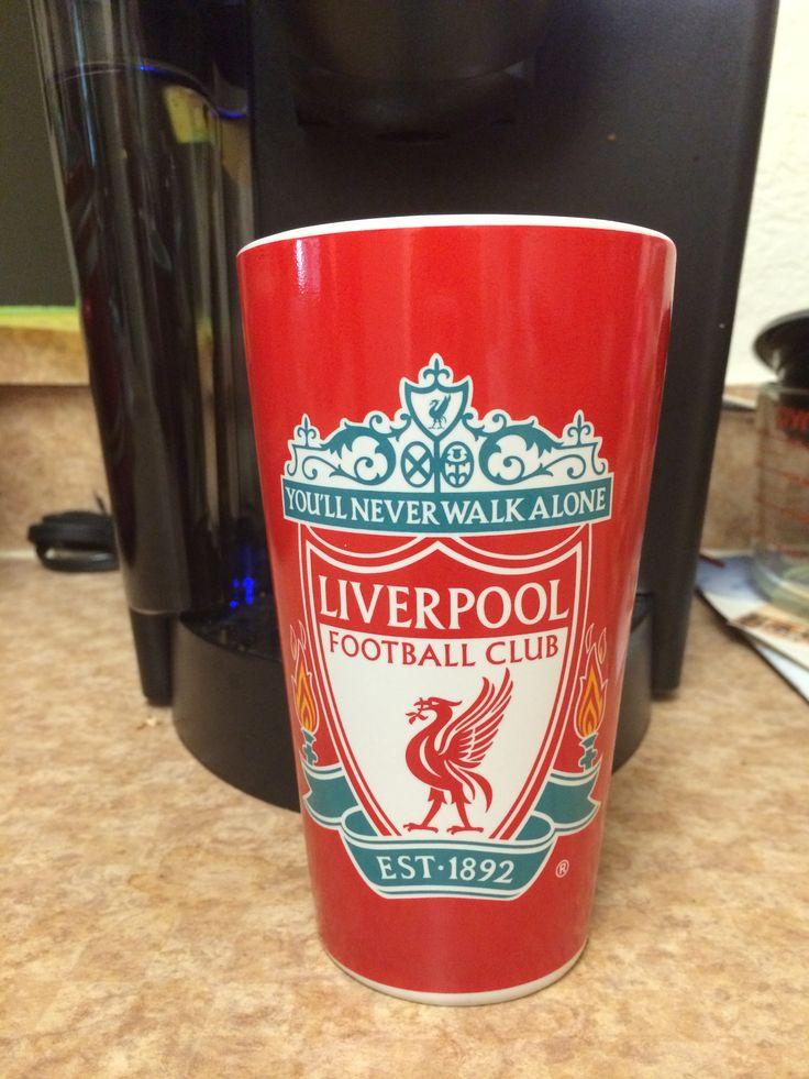 Liverpool Latte Mug