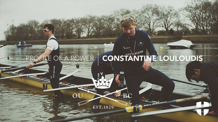 The Boat Race | Constantine Louloudis Profile