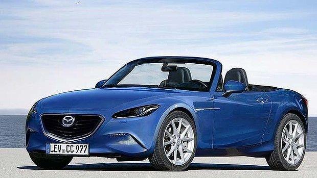 Cahteknoz.com - 2015 Mazda MX-5 redesign
