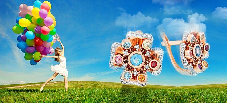 Серьги в каталоге «Магии Золота»  Наш каталог серег включает в себя более трех тысяч моделей украшений из серебра и золота. Здесь Вы можете купить сережки всех возможных стилей, с разнообразными замочками и со вставками драгоценных, полудрагоценных и поделочных камней! Огромный выбор и демократичные цены, серьги от 563 руб! Серьги интернет магазин «Магия Золота» представляет со скидками до 60%.  Выбрать свои серьги: http://www.magicgold.ru/catalog/earrings/