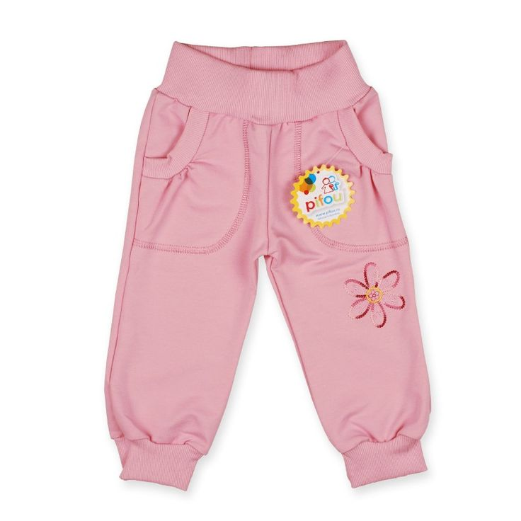 Pantaloni pufoși pentru fetița ta.
